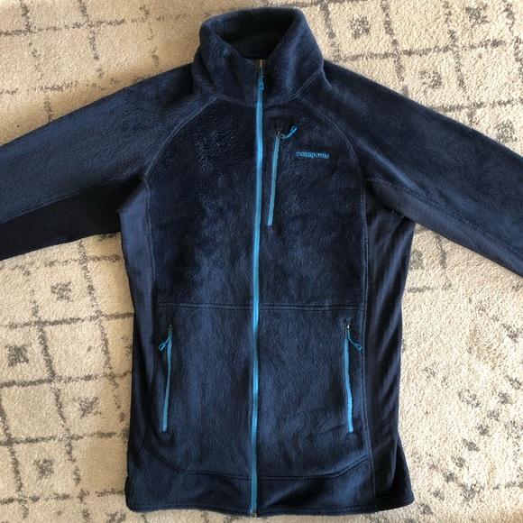 44a1dcac816 Patagonia Men s R2 Regulator Fleece Jacket. M 5c4fbf2b5c4452037453a60d